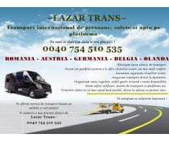 Firma de transport Lazar Trans