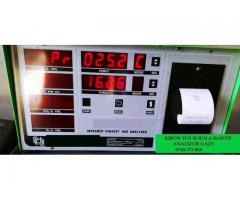 Tus  imprimanta analizor gaze,opacimetru  Gorchi GA 510, Motorscan 8020