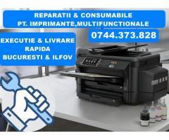 Reparatii imprimante Floreasca,Tunari,Primaverii,Otopeni,Aviatiei,Dorobanti